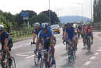 Wolverhampton to Aberdovey Charity Bike Ride