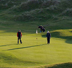 Golf competitions at Aberdovey Golf Club